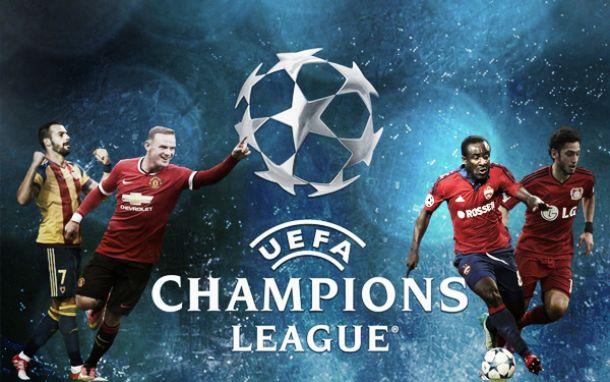 Champions League: Resultados do «play-off» de acesso à prova dos milhões