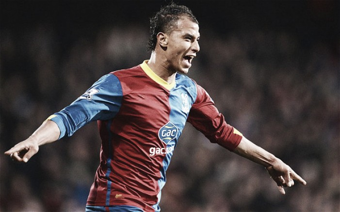 Crystal Palace release six including Marouane Chamakh and Emmanuel Adebayor
