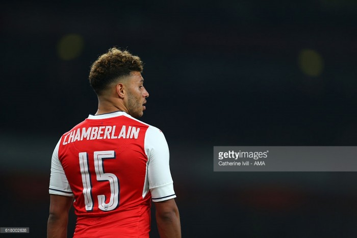 "Arsene Wenger says Oxlade-Chamberlain has ""added belief to his finishing"" after Reading brace"