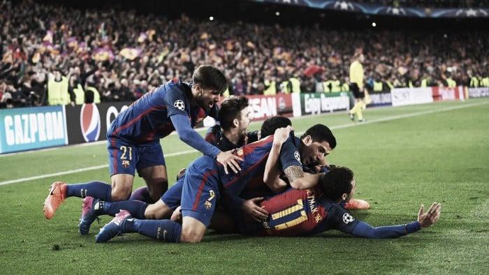 Barça - PSG: puntuaciones del Barça, vuelta de octavos de Champions