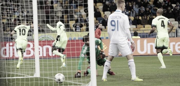 Em noite Milionária: Manchester City arrasa na Ucrânia, Atlético tropeça na Holanda