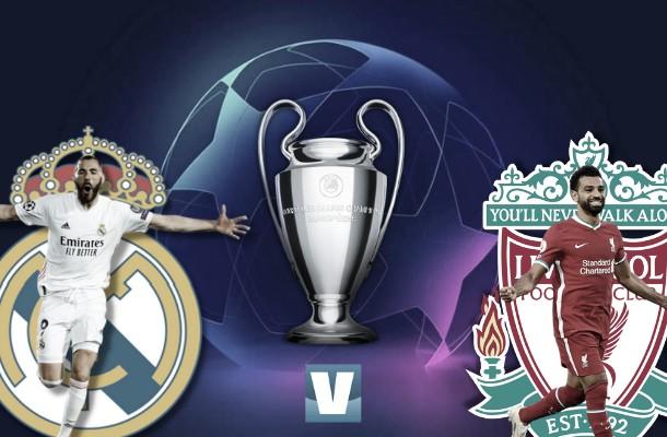 Real Madrid vs Liverpool: ¡Un choque de potencias!
