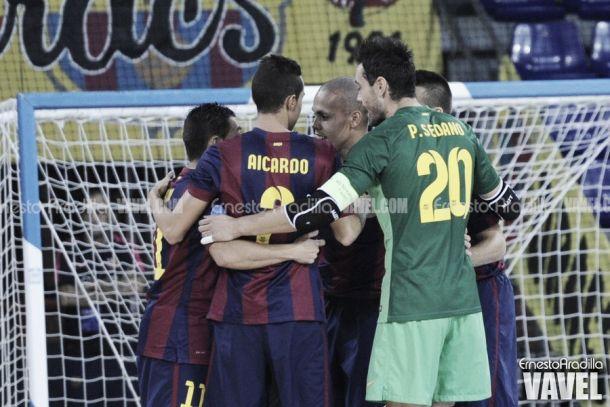 El FC Barcelona, a rematar la faena en la Elite Round