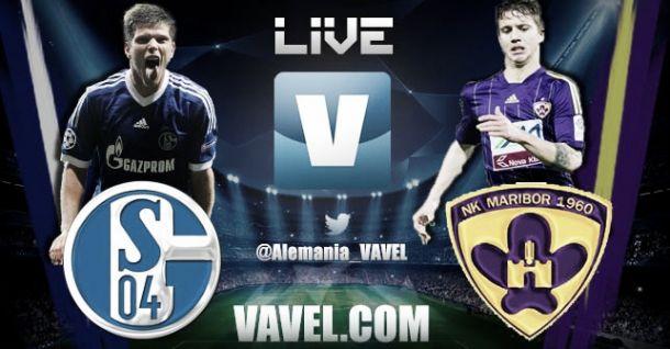 Schalke 04 vs Maribor en vivo y en directo online