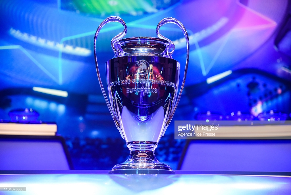 UEFA Champions League group stage opponents confirmed