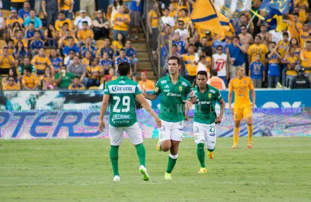Resultado Isidro Metapán - León en Concachampions 2014 (2-4)