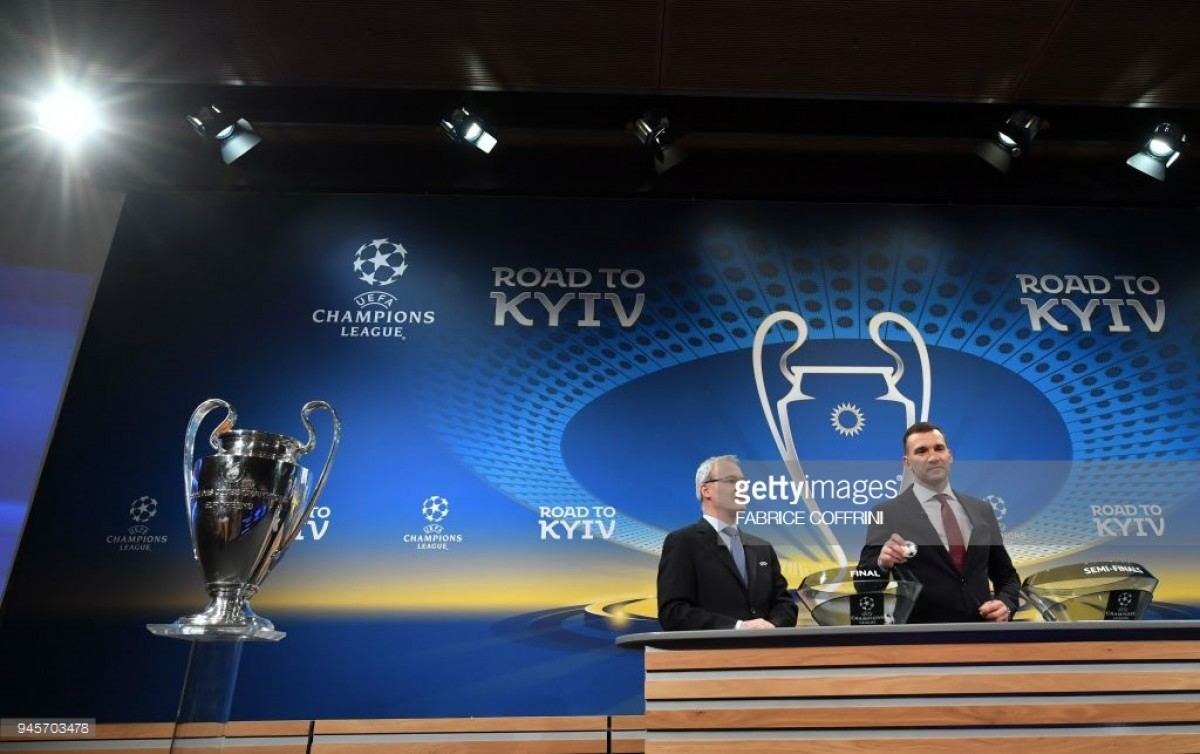 Champions League Semi-Final Draw: Liverpool draw Roma as Bayern Munich face Real Madrid