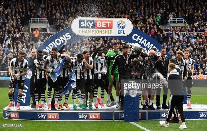 Newcastle United 2017/18 Premier League fixtures released