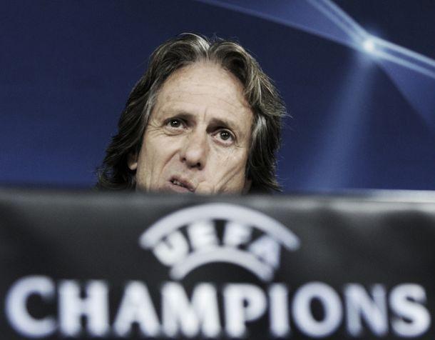 Jorge Jesus tem oitavos da «Champions» como provação