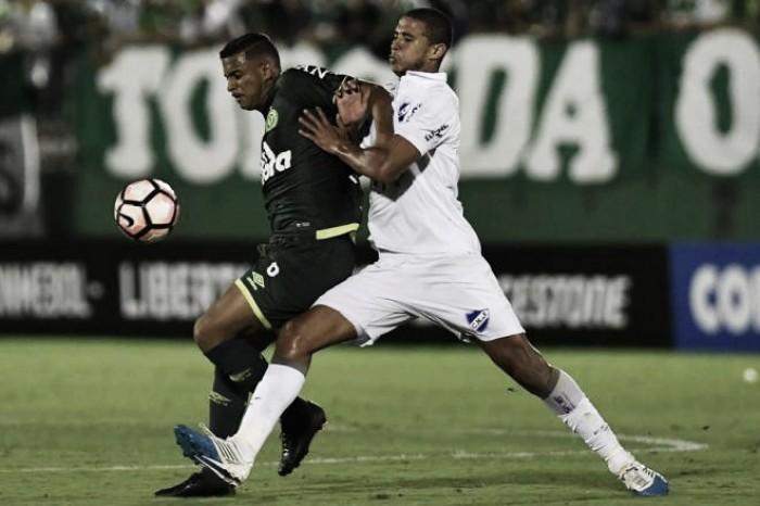 Chapecoense e Nacional-URU se reencontram para avançar na pré-Libertadores