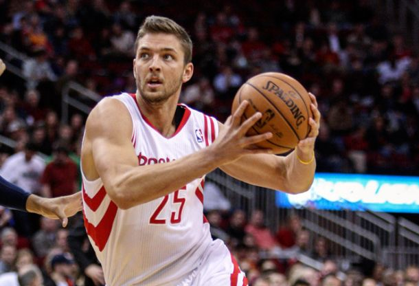 Chandler Parsons Agrees On A Three Year Offer Sheet With The Dallas Mavericks