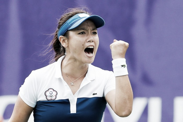 Chan Yung-jan ascends to the top spot of the doubles rankings