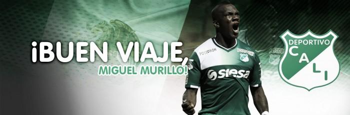 Miguel Murillo cedido a Veracruz