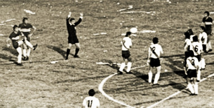Hace 40 años, Boca mostró la chapa