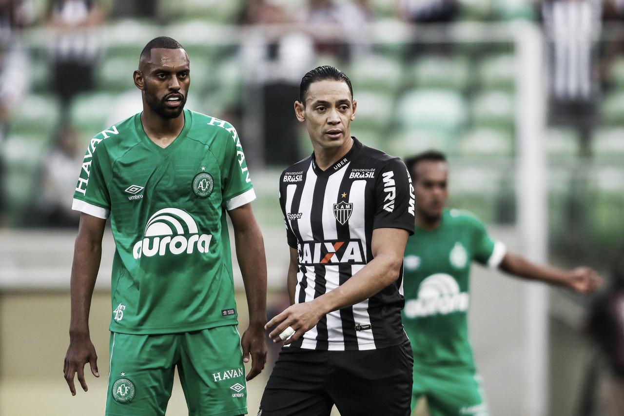 Resultado Chapecoense X Atlético-MG pelo Campeonato Brasileiro (1-0)