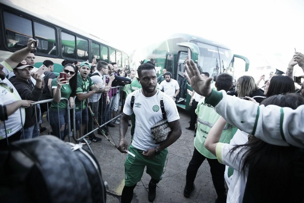Luiz Antonio deixa a Chapecoense e acerta com o Al-Shabab, da Arábia Saudita