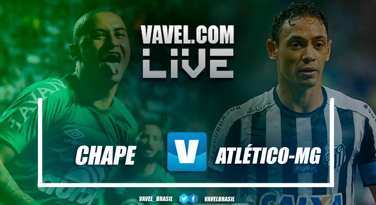 Resultado Chapeconese x Atlético-MG pela Copa do Brasil 2018 (0-0)
