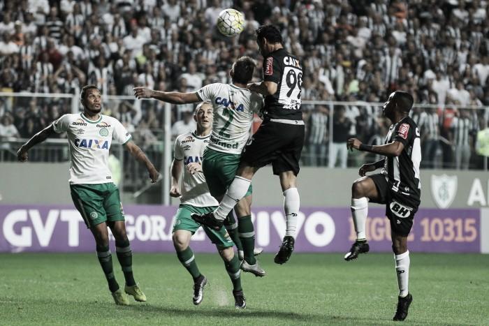 Atlético-MG pede cancelamento de jogo contra Chapecoense pela última rodada do Brasileirão