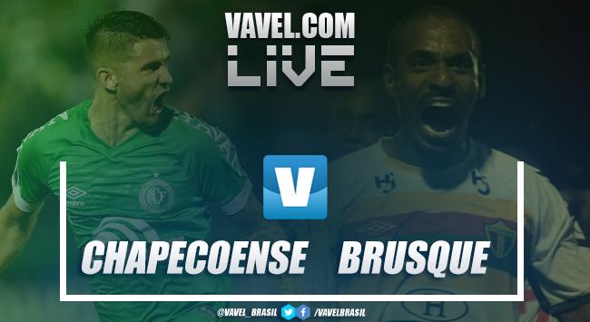 Resultado e gols de Chapecoense x Brusque pelo Campeonato Catarinense (2-0)