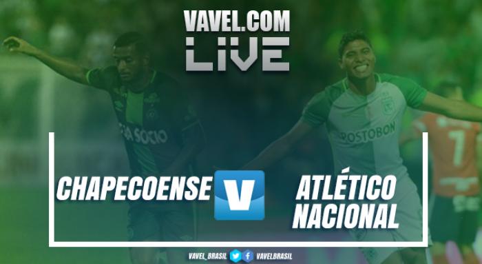 Resultado Atlético Nacional x Chapecoense na Recopa Sul-Americana (4-1)