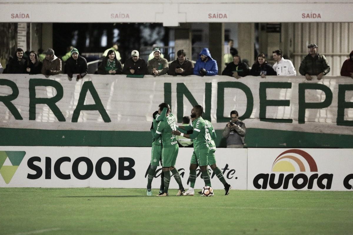 Reservas da Chapecoense deixam boa impressão em amistoso contra San Lorenzo