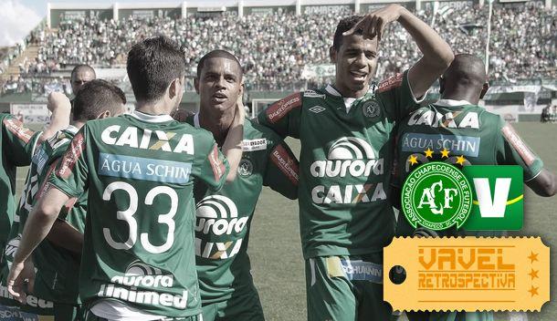 Chapecoense 2014: Chegou na Série A para deixar sua marca