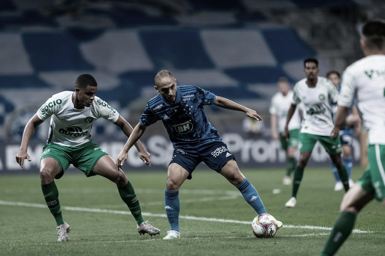 Gol e melhores momentos Chapecoense x Cruzeiro pela Série B (0-1)