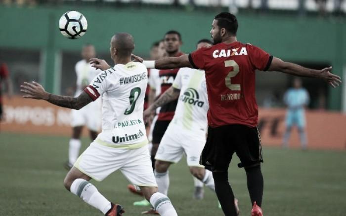 Chapecoense cede empate ao Sport no fim e deixa briga contra rebaixamento intensa