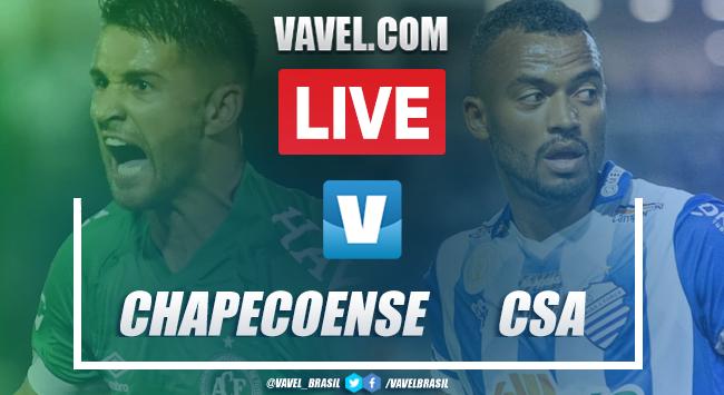 Gols e melhores momentos de Chapecoense x CSA pelo Brasileirão 2019 (3-0)
