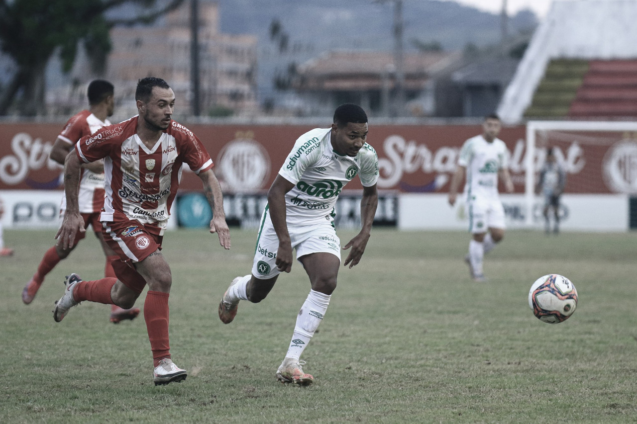 Gol e melhores momentos de Chapecoense 1 x 0 Hercílio Luz pelo Campeonato Catarinense 2021