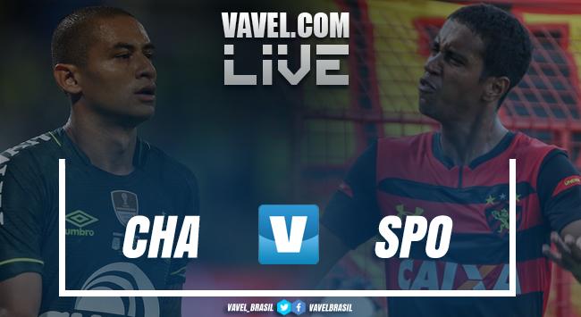 Resultado Final Chapecoense x Sport (2-1)