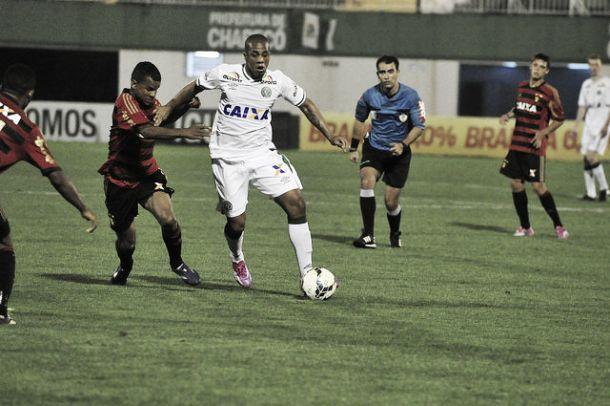Chapecoense e Sport iniciam disputa por terceira fase da Copa do Brasil