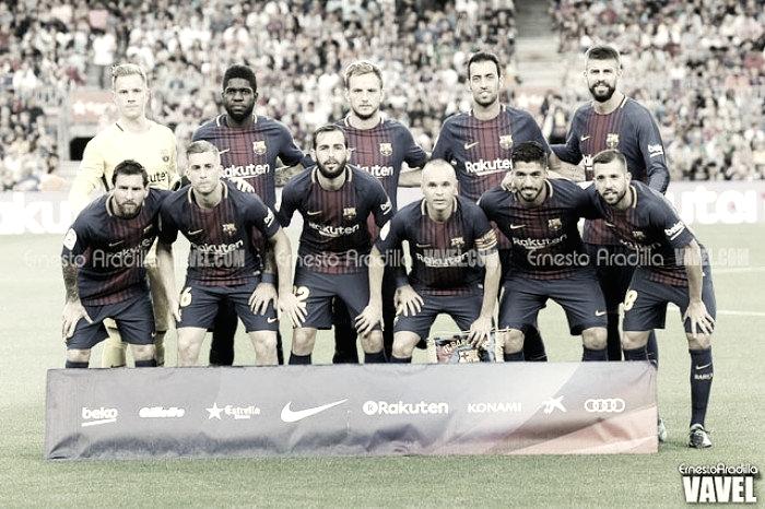 Resumen de los fichajes y salidas del Barça