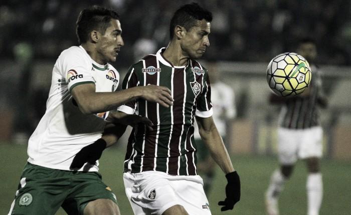 Embalado, Fluminense enfrenta Chapecoense buscando se aproximar do G-4