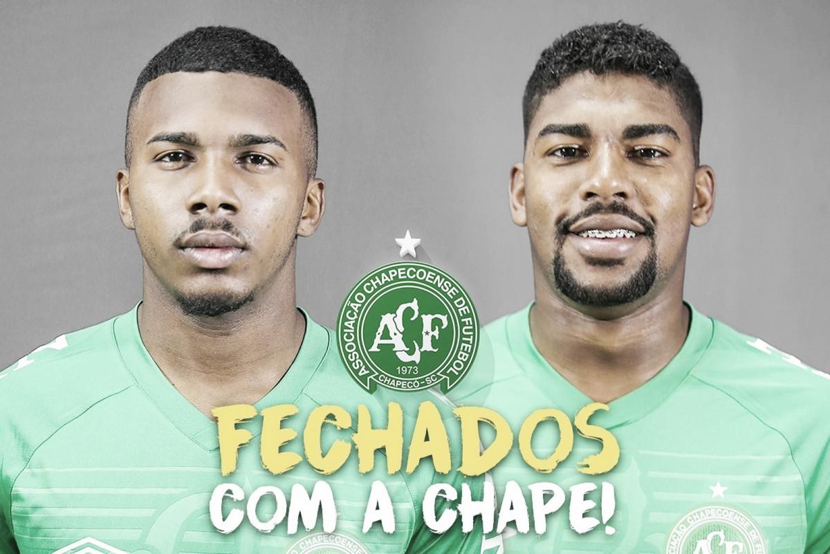 Chapecoense confirma chegadas de Marquinhos e Capixaba por empréstimo
