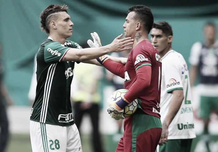 Chapecoense confirma amistoso contra o Palmeiras no fim de janeiro
