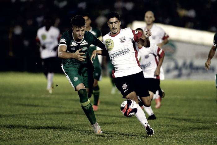 Resultado Chapecoense x Ponte Preta pela Copa São Paulo de Futebol Júnior (0-1)