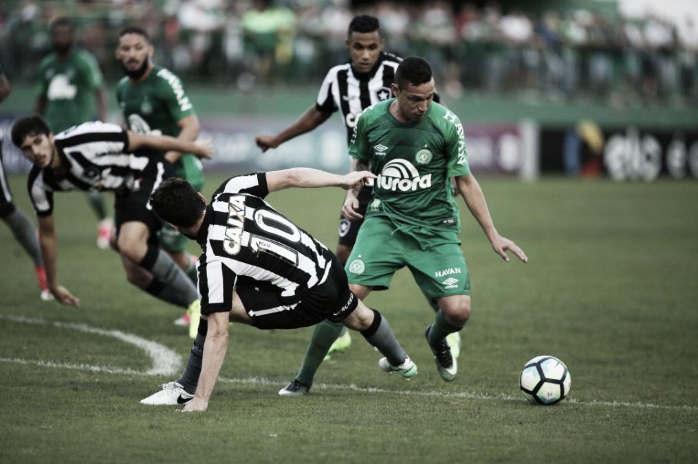 Gol e melhores momentos Chapecoense 0x1 Botafogo pelo Campeonato Brasileiro 2019