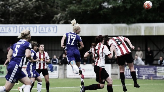 FA WSL 2016 - Mid-season review: Chelsea