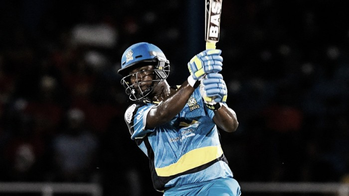 CPL: Reigning champions Trinbago open tournament with a loss following Charles half-century