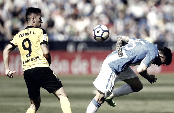 Leganés- Málaga CF : puntuaciones del Málaga CF, jornada 28 de la Liga Santander
