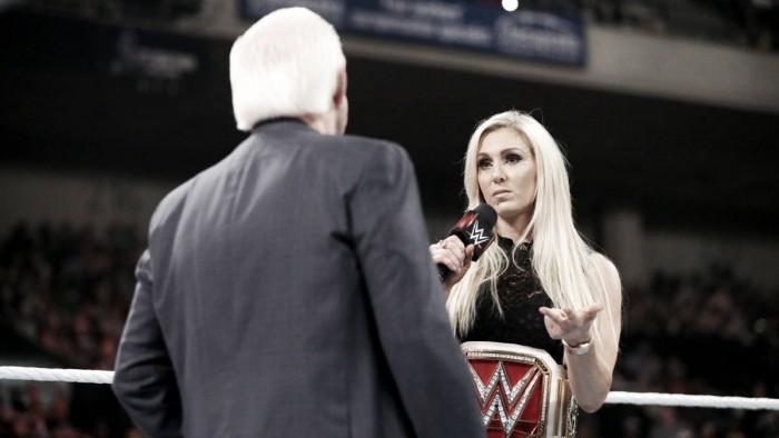 Steve Austin critical of Charlotte/Ric Flair segment on RAW