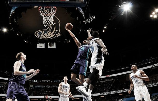 Nba preseason, Orlando Magic-Charlotte Hornets 100-106