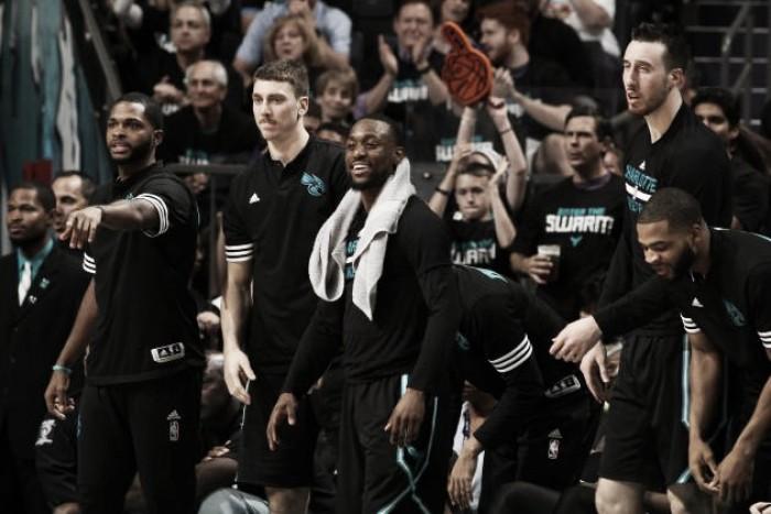 NBA: Charlotte domina in difesa e accorcia su Miami (96-80)
