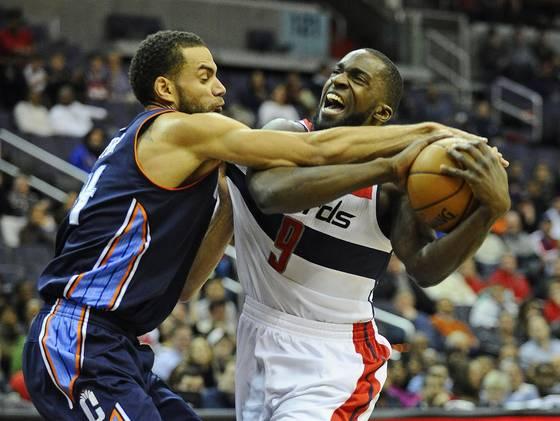 Los Bobcats alcanzan las mismas victorias que la temporada pasada y Heat y Thunder sufren para ganar sus partidos