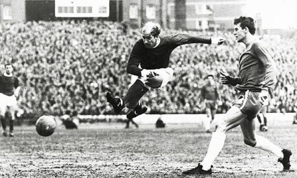 Sonetos del fútbol: Bobby Charlton
