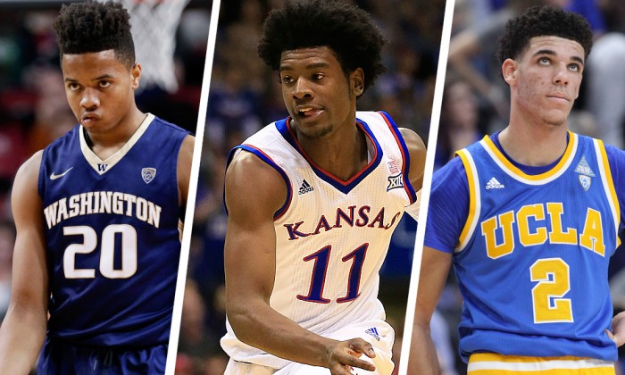 Mott's 2017 NBA Mock Draft 3.0