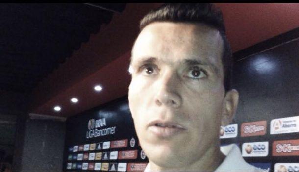 """Juan Pablo Rodríguez: """"Tenemos que aspirar a lo más grande que es levantar el trofeo"""""""