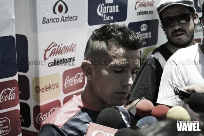 Juan Pablo Rodríguez quiere un campeonato con Monarcas Morelia
