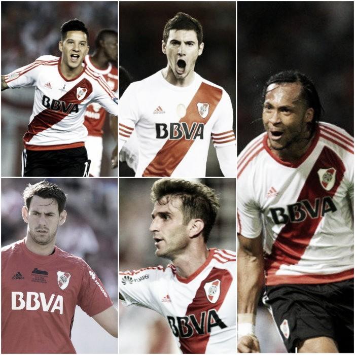 Anuario River Plate VAVEL 2017: Los que se despidieron en el 2017